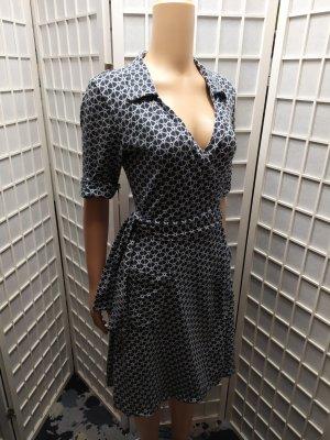 Wickelkleid Sommerkleid Designerkleid Retrostyle Gant M