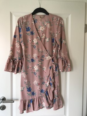 wickelkleid * Sommerkleid * Volantkleid * Minikleid * Hippikleid