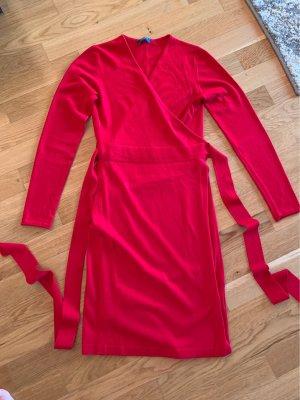 Conleys Kopertowa sukienka czerwony