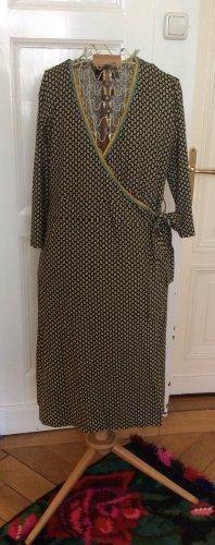 Avoca Robe en jersey multicolore viscose