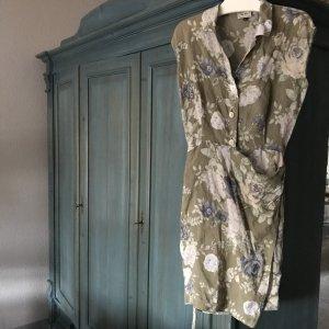 Windsor Robe portefeuille multicolore coton