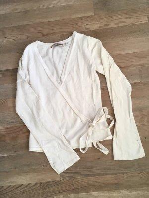 FlashLights Kimono Sweater white
