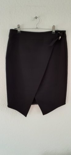 H&M Divided Falda cruzada negro