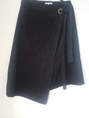 Glamorous Falda cruzada negro