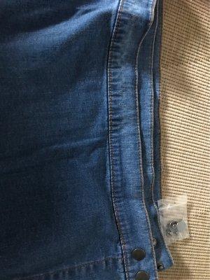 Rainbow Jupe portefeuille bleu