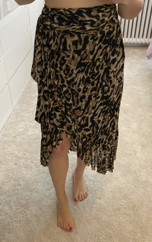 Nakd Wraparound Skirt multicolored mixture fibre