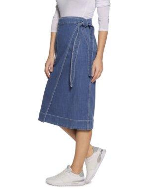 Tommy Hilfiger Wraparound Skirt multicolored cotton
