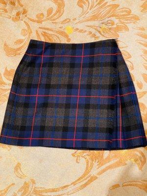 VERSUS Versace Wraparound Skirt multicolored