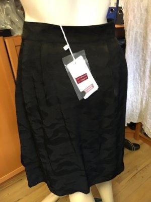 Comptoir des Cotonniers Falda cruzada negro