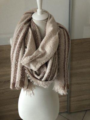 Anna Field Sciarpa di lana multicolore