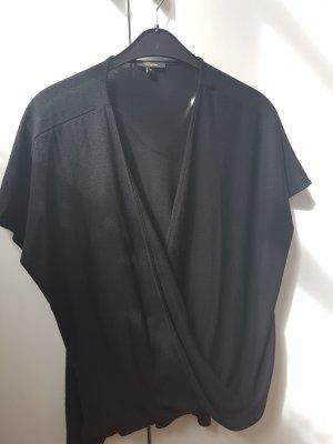 Maglietta aderente nero