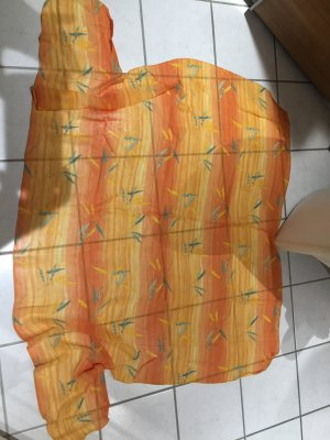 Pañuelo playero multicolor