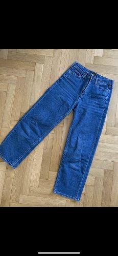 Wide Leg Lee Jeans mit Stretchanteil