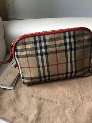 Wie Kosmetik-Tasche oder auch Clutch von Burberry