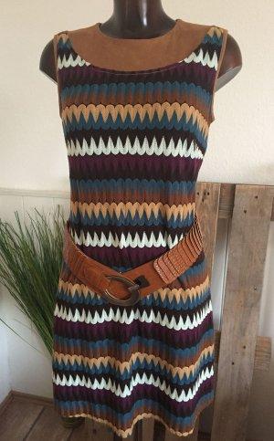 Anna Field Robe fourreau multicolore acrylique