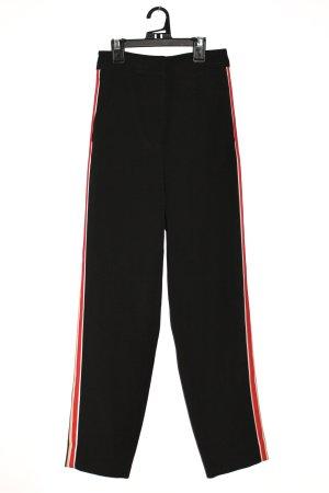 AndOtherStories Pantalone elasticizzato nero-rosso