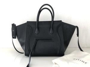 Wie Neu!! Celine Tasche Phantom Luggage Large Calfskin schwarz.