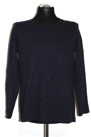 Only Maglione lavorato a maglia blu scuro