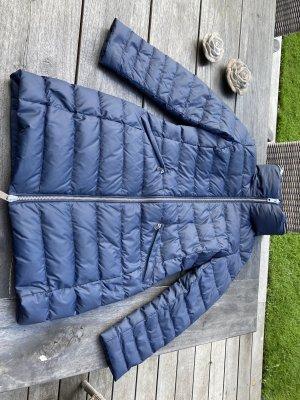Tommy Hilfiger Down Coat dark blue-blue