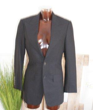 Gucci Long Blazer black wool