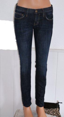 Current/elliott Jeans cigarette bleu foncé