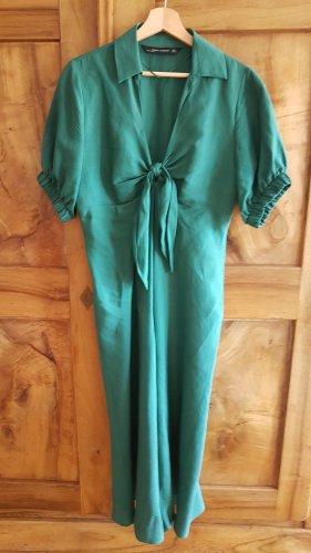 Wie neu Kleid von Zara gr0n Größe L