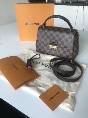 Louis Vuitton Sac bandoulière noir-brun