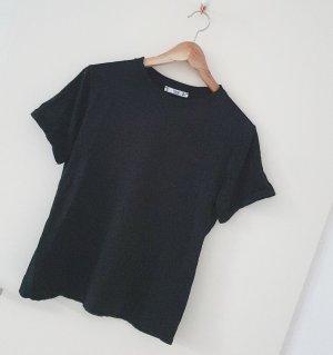 Mango T-Shirt black
