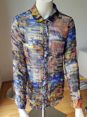 wie neu: modische Bluse in Gr. S