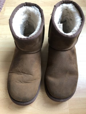 Wie neu: Original UGG Boots kurz Farbe Chestnut