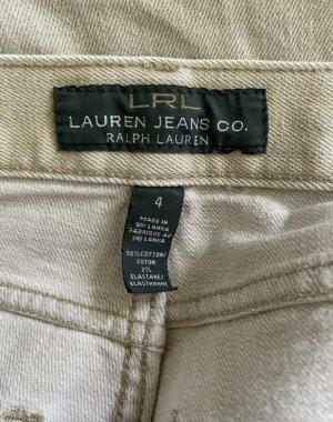 *WIE NEU* RALPH LAUREN beige Jeans
