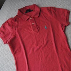 Wie NEU: Ralph Lauren Polo Slim Fit S