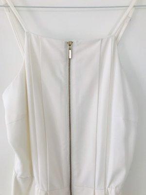 Mint&berry Sukienka koktajlowa w kolorze białej wełny