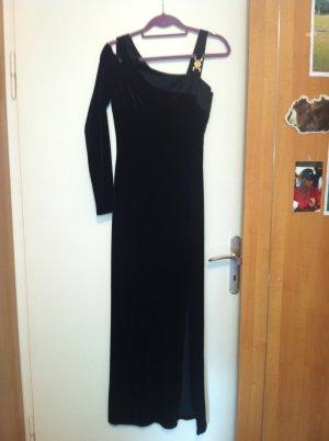 """Wie NEU! Tolles Abendkleid aus Samt von der exklusiven Marke """"BESTINI""""/Paris,NP=499"""