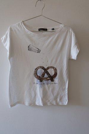 """Wiesn Madl S.Oliver T-Shirt """"Du bist wias Soiz auf meiner Brezn"""""""
