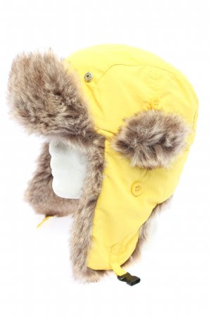 Wigens Fur Hat primrose casual look