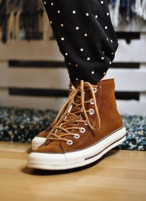 Wild-Leder Chucks von Converse All Star
