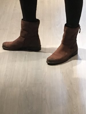 Ecco Slouch Boots brown
