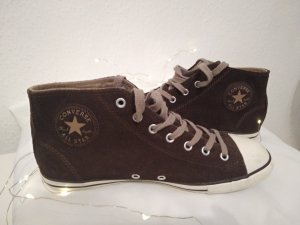 Converse Lace-Up Sneaker dark brown