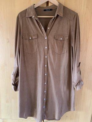 Mohito Shirtwaist dress camel-light brown