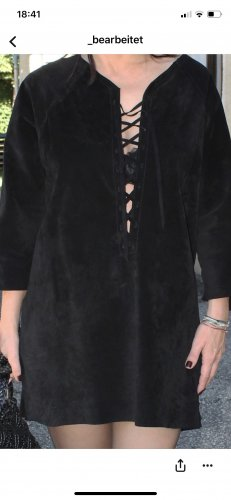 Wildleder Kleid Isabel Marant