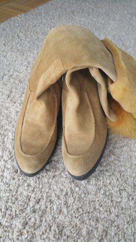 Wildleder-Stiefel von Marc O'Polo