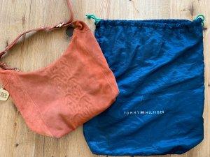 Wildleder Tasche von Tommy Hilfiger