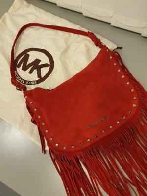 Wildledertasche von Michael Kors