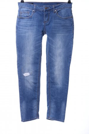 William Rast Boyfriendjeans blau Casual-Look