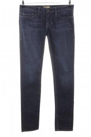 William Rast Skinny Jeans blau Casual-Look