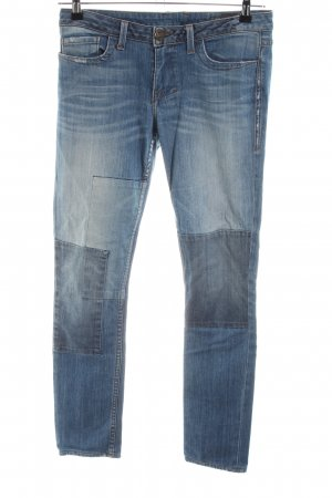William Rast Straight-Leg Jeans blau Casual-Look
