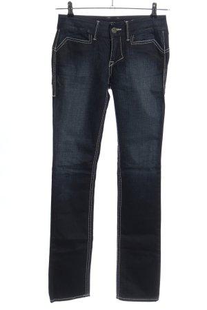 William Rast Straight-Leg Jeans blau Casual-Look