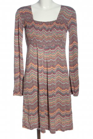 WILLOW Empire Dress allover print casual look