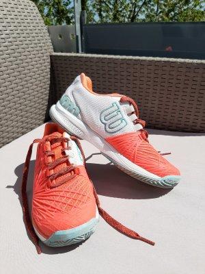 Wilson Damen Sneaker Kaos 2.0 Tennisschuhe coralle 39